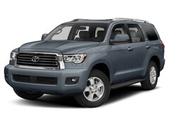 New 2019 Toyota Sequoia Platinum SUV in San Antonio, TX