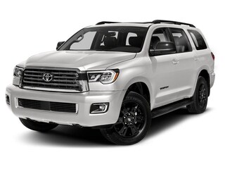New 2019 Toyota Sequoia TRD Sport SUV Carlsbad CA