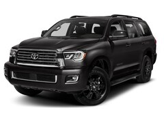 New 2019 Toyota Sequoia TRD Sport SUV in Laredo, TX