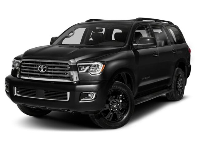 New 2019 Toyota Sequoia TRD Sport SUV for sale in Boston MA