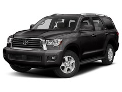 New 2019 Toyota Sequoia Limited SUV in Flemington, NJ