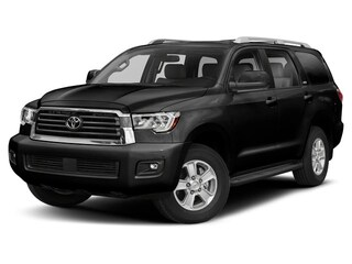 New 2019 Toyota Sequoia Limited SUV Boston, MA