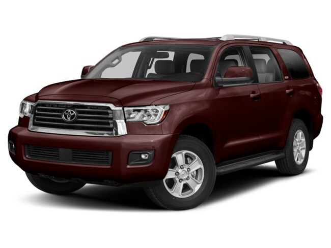 New 2019 Toyota Sequoia Limited SUV for sale in Boston MA