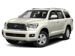 New Vehicle 2019 Toyota Sequoia Platinum SUV For Sale in Coon Rapids, MN