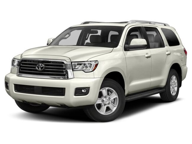 New 2019 Toyota Sequoia Platinum SUV For Sale in Pekin, IL