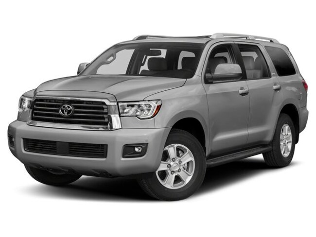 New 2019 Toyota Sequoia Platinum SUV near Hartford