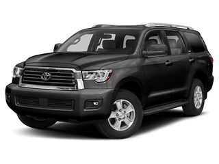 New 2019 Toyota Sequoia Platinum SUV For Sale in Redwood City, CA