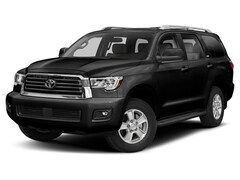 2019 Toyota Sequoia vs. 2019 Chevrolet Tahoe