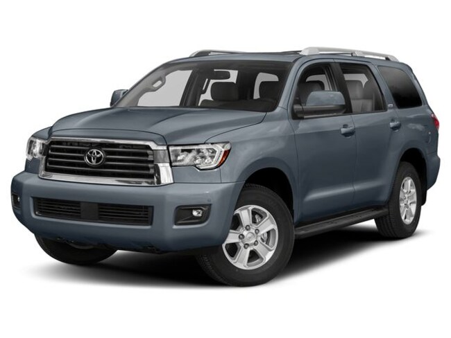 New 2019 Toyota Sequoia Platinum SUV in Silver Spring, MD