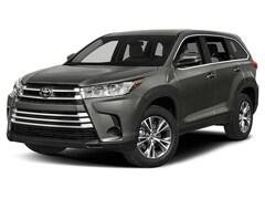 New 2019 Toyota Highlander LE V6 SUV