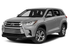 New Toyota 2019 Toyota Highlander LE Plus V6 SUV for sale in Corona, CA