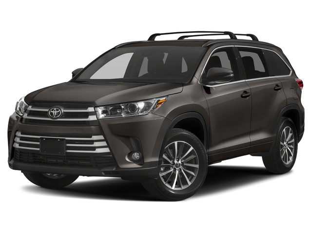 Wonderful 2019 Toyota Highlander XLE V6 SUV