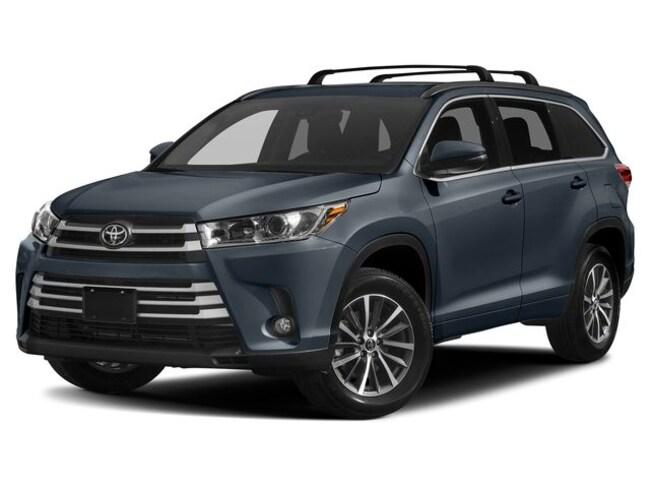 New 2019 Toyota Highlander XLE V6 SUV in Bossier City, LA
