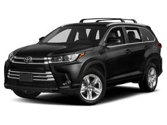 New 2019 Toyota Highlander Limited V6 SUV in Oxford, MS