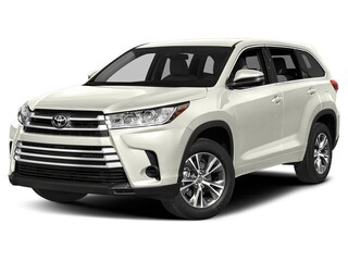 New 2019 Toyota Highlander LE V6 SUV for Sale near Baltimore