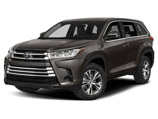 New 2019 Toyota Highlander LE Plus SUV in Maumee