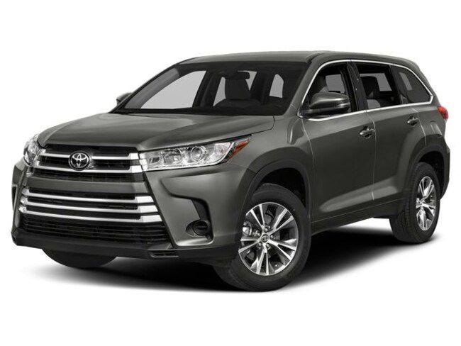 2019 Toyota Highlander LE Plus V6 AWD SUV