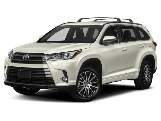 New 2019 Toyota Highlander SE SUV for sale at Young Toyota Scion in Logan, UT