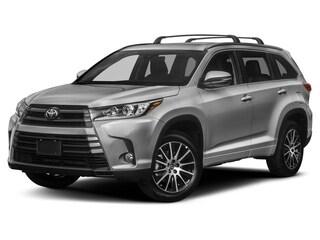 New 2019 Toyota Highlander SE V6 Sport Utility For Sale in Redwood City, CA