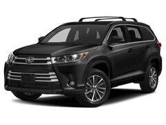 New 2019 Toyota Highlander XLE V6 SUV for sale near Hartford