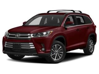 New 2019 Toyota Highlander XLE V6 SUV for sale in Reno, NV
