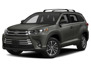 New 2019 Toyota Highlander XLE V6 SUV for sale near Boston, MA