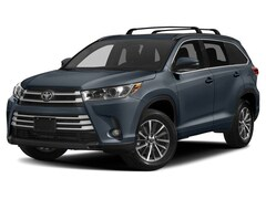 New 2019 Toyota Highlander XLE V6 SUV in Portsmouth, NH
