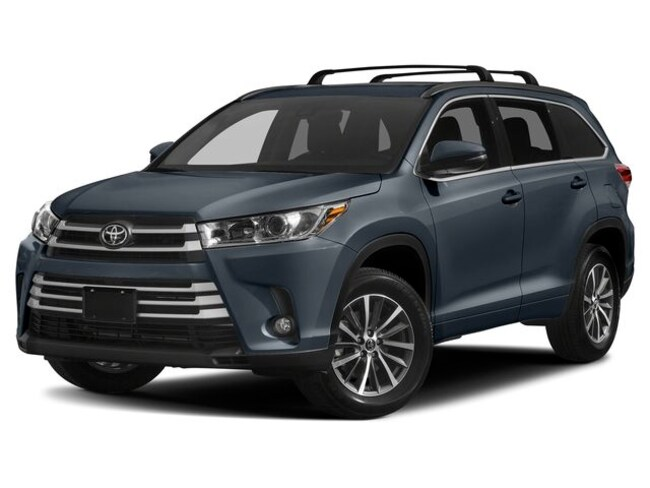 New 2019 Toyota Highlander XLE V6 SUV for sale/lease Augusta, ME