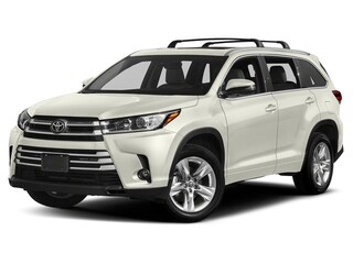 2019 Toyota Highlander 4WD LTD SUV