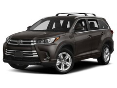 New 2019 Toyota Highlander Limited Platinum V6 SUV in Portsmouth, NH