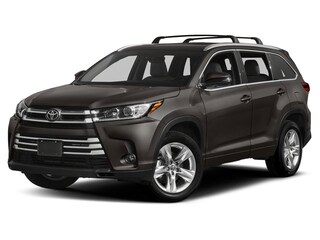 New 2019 Toyota Highlander Limited Platinum V6 SUV in Easton, MD