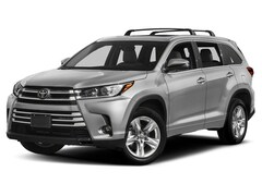 New 2019 Toyota Highlander Limited Platinum V6 SUV for sale Philadelphia