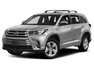 New 2019 Toyota Highlander Limited Platinum SUV
