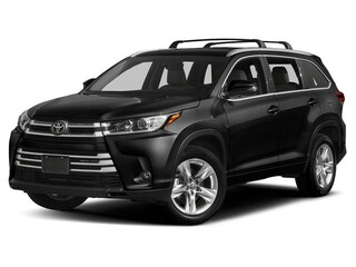 New 2019 Toyota Highlander Limited Platinum V6 SUV