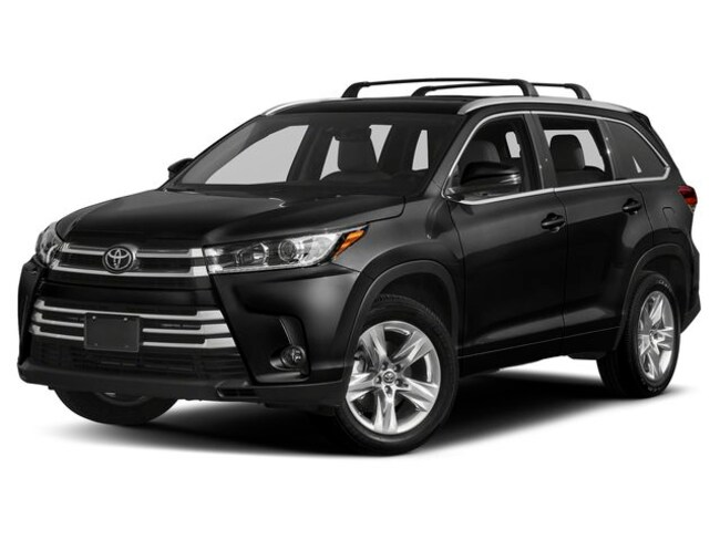 New 2019 Toyota Highlander Limited Platinum V6 SUV 5TDDZRFH8KS935498 for sale in Riverhead, NY