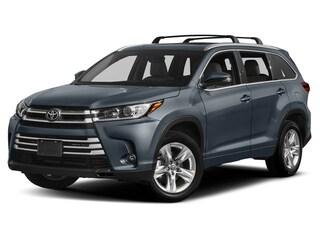 New 2019 Toyota Highlander Limited Platinum V6 SUV in Portsmouth, NH