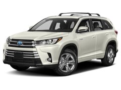 New 2019 Toyota Highlander Hybrid LE V6 SUV near Boston
