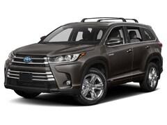 2019 Toyota Highlander Hybrid LE 4D Sport Utility