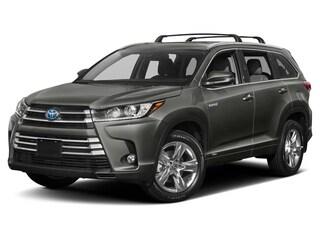 New 2019 Toyota Highlander Hybrid LE V6 SUV Arlington