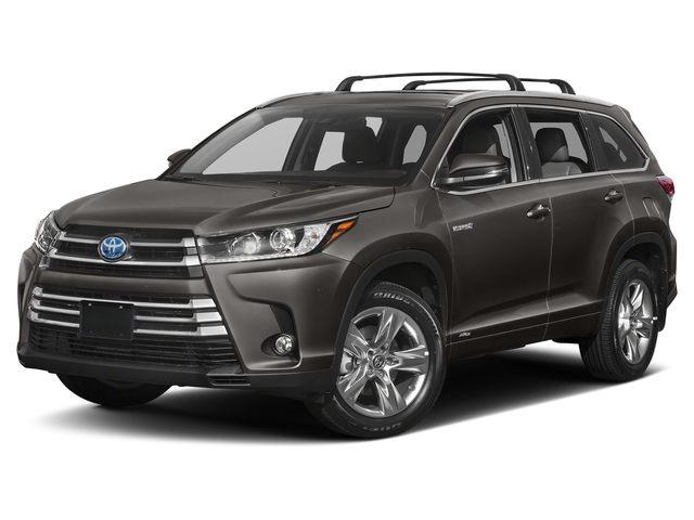 2019 Toyota Highlander Hybrid SUV