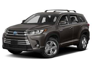 New 2019 Toyota Highlander Hybrid XLE V6 SUV for sale near you in Boston, MA