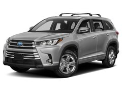 New 2019 Toyota Highlander Hybrid XLE V6 SUV near Boston