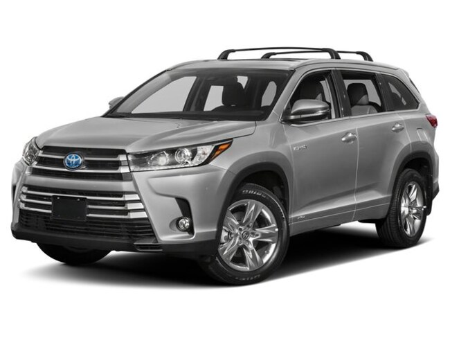 New 2019 Toyota Highlander Hybrid XLE V6 SUV 5TDJGRFH2KS054045 for sale in Riverhead, NY