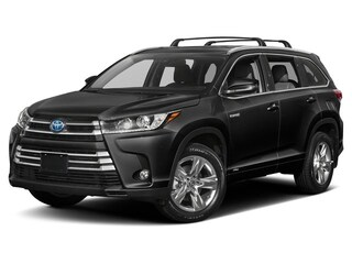 New 2019 Toyota Highlander Hybrid XLE V6 SUV Boston, MA