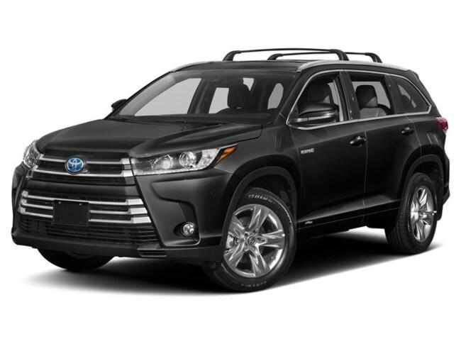 New 2019 Toyota Highlander Hybrid XLE V6 All-wheel Drive for sale in Streamwood, IL