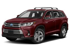 New Vehicle 2019 Toyota Highlander Hybrid Hybrid XLE SUV For Sale in Coon Rapids, MN