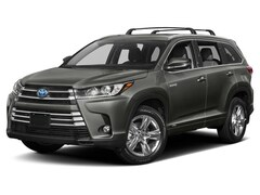 New 2019 Toyota Highlander Hybrid XLE V6 SUV For Sale in Indianapolis, IN
