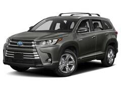 New 2019 Toyota Highlander Hybrid XLE V6 SUV for sale near you in Boulder, CO