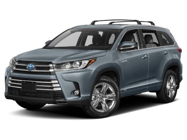 New 2019 Toyota Highlander Hybrid XLE V6 SUV in Rockville, Maryland