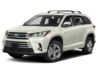 New 2019 Toyota Highlander Hybrid Limited Platinum V6 SUV Boston, MA
